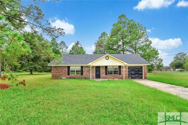 749 Whit Fraser Road NE, Hinesville, GA 31313 (MLS #233333) :: RE/MAX All American Realty