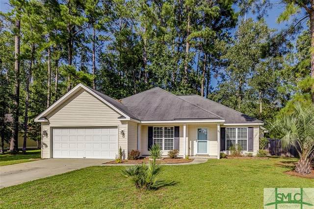 89 Stonewall Drive, Rincon, GA 31326 (MLS #233337) :: Heather Murphy Real Estate Group