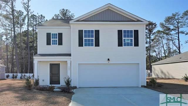 136 Cotton Bluff Court, Guyton, GA 31312 (MLS #233341) :: Level Ten Real Estate Group