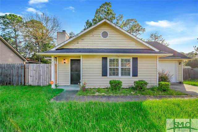 620 Trevor Street, Hinesville, GA 31313 (MLS #233352) :: Coastal Savannah Homes