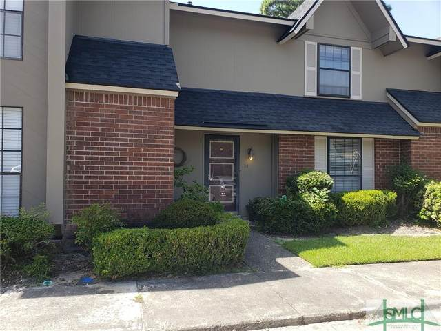 459 Mall Boulevard #58, Savannah, GA 31406 (MLS #233360) :: Keller Williams Realty-CAP