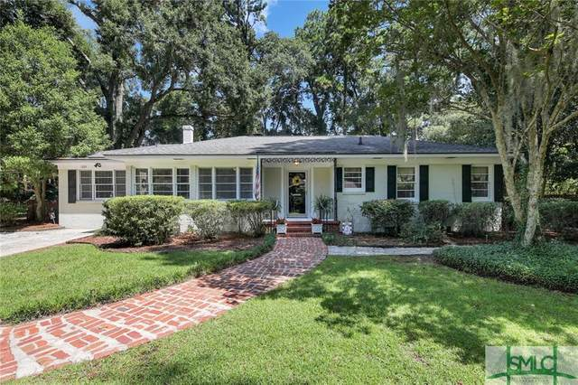 1323 Brightwood Drive, Savannah, GA 31406 (MLS #233363) :: Keller Williams Coastal Area Partners