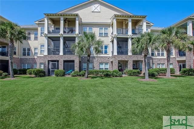 2706 River Oaks Drive #2706, Richmond Hill, GA 31324 (MLS #233366) :: Keller Williams Coastal Area Partners