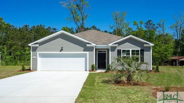 108 Barbados Circle, Guyton, GA 31312 (MLS #233367) :: Heather Murphy Real Estate Group