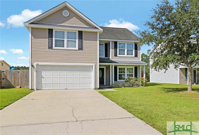 120 Wax Myrtle Court, Savannah, GA 31419 (MLS #233373) :: Heather Murphy Real Estate Group