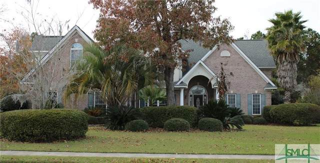 836 Southbridge Boulevard, Savannah, GA 31405 (MLS #233394) :: Coastal Savannah Homes
