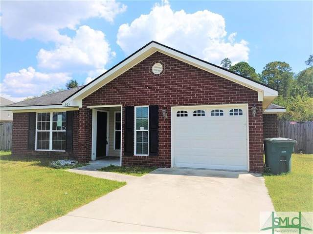 205 Augusta Way, Hinesville, GA 31313 (MLS #233401) :: Partin Real Estate Team at Luxe Real Estate Services