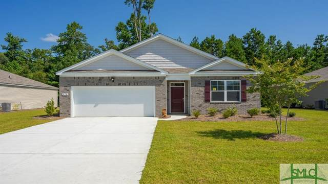 158 Troupe Drive, Savannah, GA 31407 (MLS #233410) :: Coastal Homes of Georgia, LLC