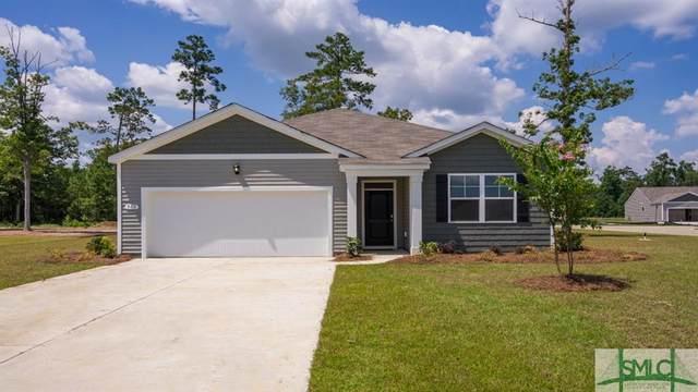 167 Troupe Drive, Savannah, GA 31407 (MLS #233412) :: The Sheila Doney Team
