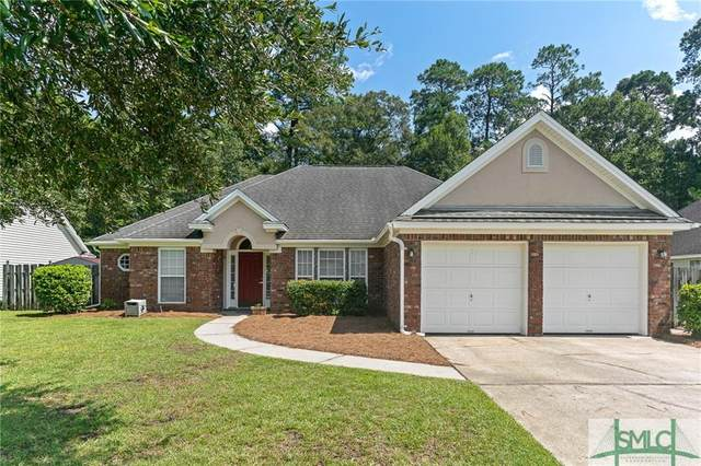 7 Pebble Road, Pooler, GA 31322 (MLS #233414) :: Partin Real Estate Team at Luxe Real Estate Services