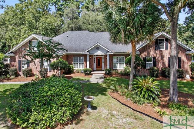 10 Shorecrest Court, Savannah, GA 31410 (MLS #233428) :: The Arlow Real Estate Group