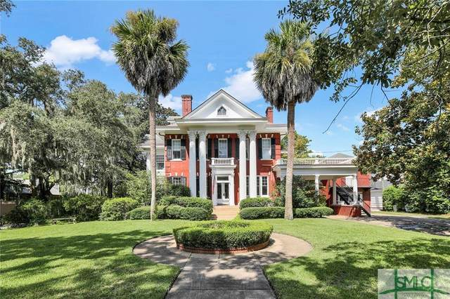 2807 Abercorn Street, Savannah, GA 31405 (MLS #233435) :: Partin Real Estate Team at Luxe Real Estate Services
