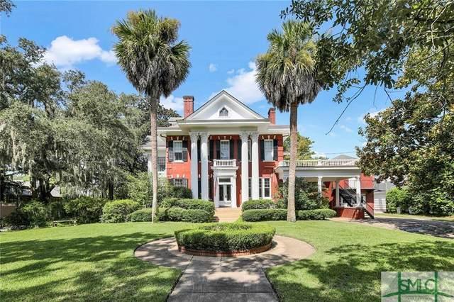 2807 Abercorn Street, Savannah, GA 31405 (MLS #233435) :: Heather Murphy Real Estate Group