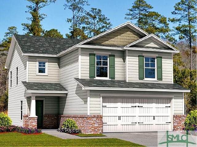 258 Lakepointe Drive, Savannah, GA 31407 (MLS #233443) :: Heather Murphy Real Estate Group