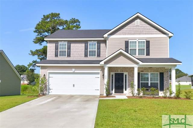 420 Keiffer Drive, Rincon, GA 31326 (MLS #233462) :: The Arlow Real Estate Group