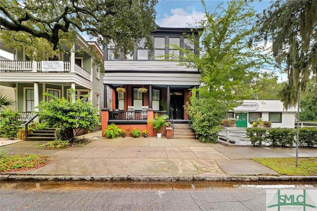 1913 Bull Street, Savannah, GA 31401 (MLS #233465) :: Coastal Homes of Georgia, LLC