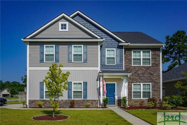 101 Hawkley Avenue, Savannah, GA 31405 (MLS #233482) :: Barker Team | RE/MAX Savannah