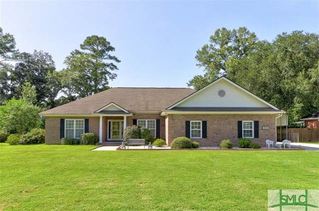 223 Chimney Road, Rincon, GA 31326 (MLS #233484) :: The Arlow Real Estate Group