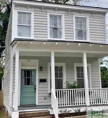 515 E Huntingdon Street, Savannah, GA 31401 (MLS #233491) :: Keller Williams Coastal Area Partners