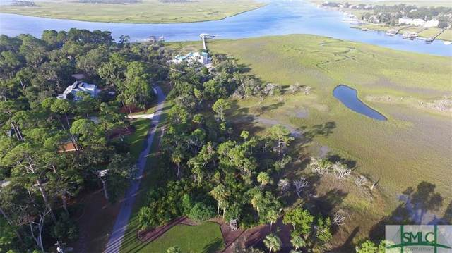 24 Horse Pen Point, Tybee Island, GA 31328 (MLS #233498) :: Coastal Savannah Homes