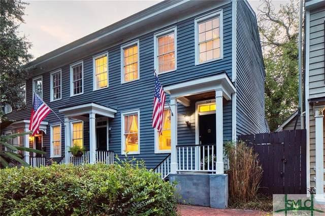 534 E Jones Street, Savannah, GA 31401 (MLS #233500) :: Level Ten Real Estate Group