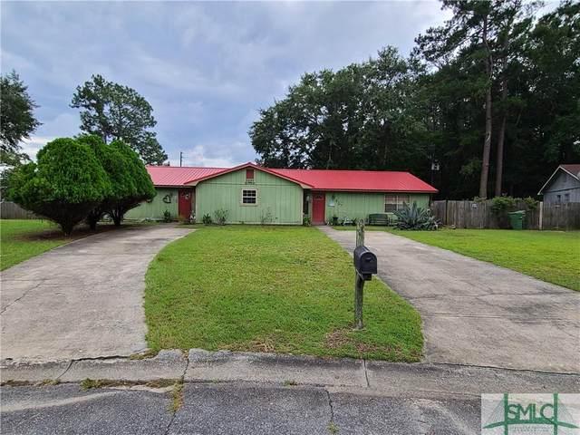 192 Cherokee Circle, Hinesville, GA 31313 (MLS #233502) :: Keller Williams Coastal Area Partners