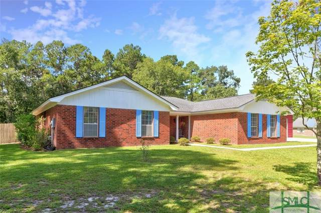 1 Paddleford Court, Rincon, GA 31326 (MLS #233519) :: Glenn Jones Group | Coldwell Banker Access Realty