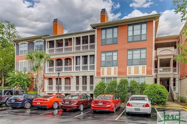 2417 Whitemarsh Way, Savannah, GA 31410 (MLS #233528) :: Keller Williams Realty-CAP