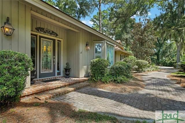 8 Lachlan Lane, Savannah, GA 31411 (MLS #233537) :: Keller Williams Realty-CAP