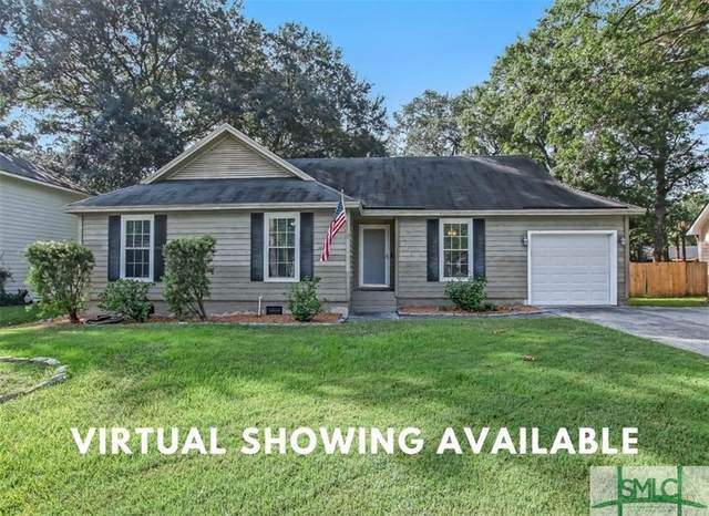 123 S Sheftall Circle, Savannah, GA 31410 (MLS #233542) :: Teresa Cowart Team