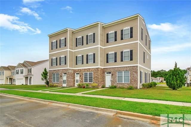 129 Davila Street Street, Hinesville, GA 31313 (MLS #233544) :: Teresa Cowart Team