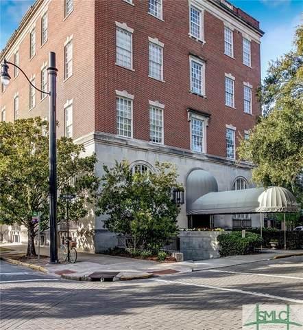 321 Abercorn Street #206, Savannah, GA 31401 (MLS #233545) :: Keller Williams Realty-CAP