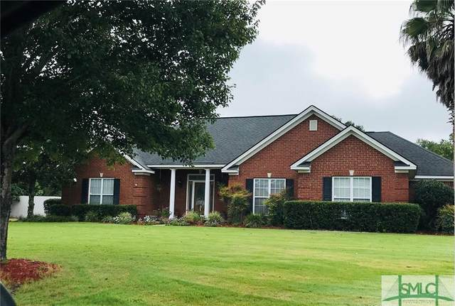 109 Stadium Drive, Guyton, GA 31312 (MLS #233549) :: Keller Williams Coastal Area Partners