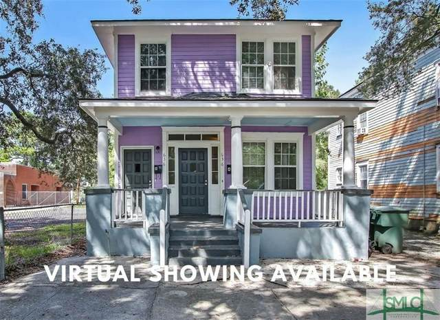 636 E 37Th Street, Savannah, GA 31401 (MLS #233552) :: Keller Williams Realty-CAP