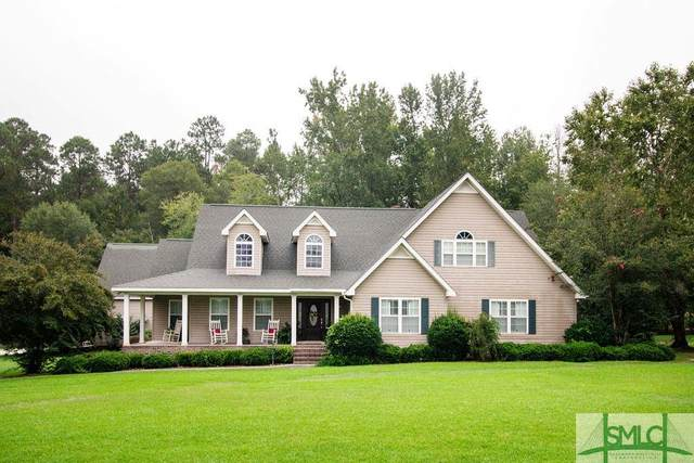 225 Oak Ridge Drive, Sylvania, GA 30467 (MLS #233557) :: Partin Real Estate Team at Luxe Real Estate Services