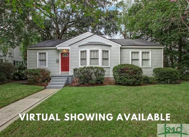 1228 E 52nd Street, Savannah, GA 31404 (MLS #233573) :: Keller Williams Coastal Area Partners