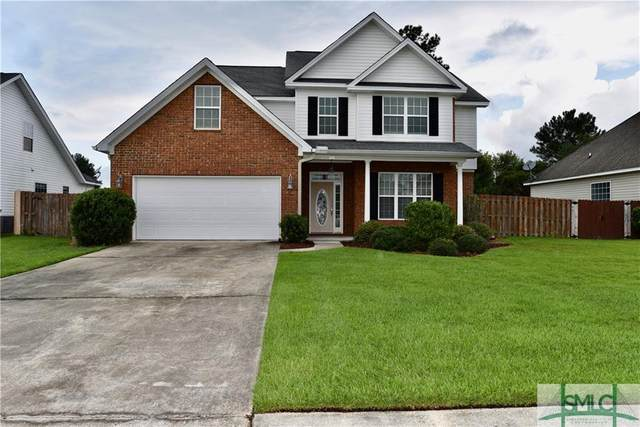 601 Bristol Way, Richmond Hill, GA 31324 (MLS #233574) :: Teresa Cowart Team