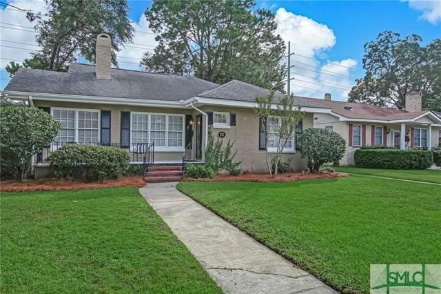 211 E 60th Street, Savannah, GA 31405 (MLS #233581) :: Keller Williams Coastal Area Partners
