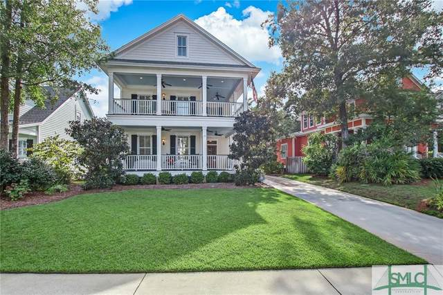15 Breezy Palm Way, Savannah, GA 31406 (MLS #233582) :: The Arlow Real Estate Group