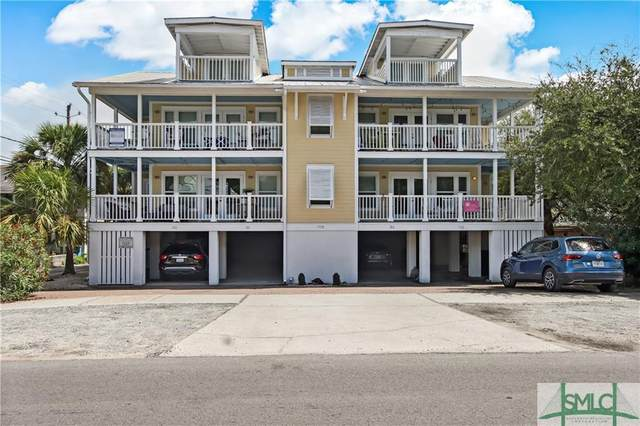 1710 Butler Avenue #101, Tybee Island, GA 31328 (MLS #233592) :: Heather Murphy Real Estate Group