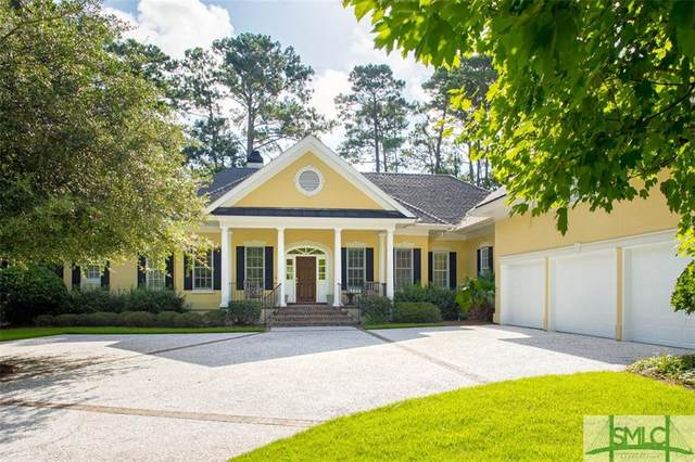 12 Shellwind Drive, Savannah, GA 31411 (MLS #233596) :: The Arlow Real Estate Group