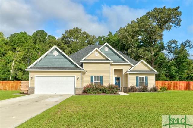 215 Caroline Way, Guyton, GA 31312 (MLS #233604) :: Keller Williams Coastal Area Partners
