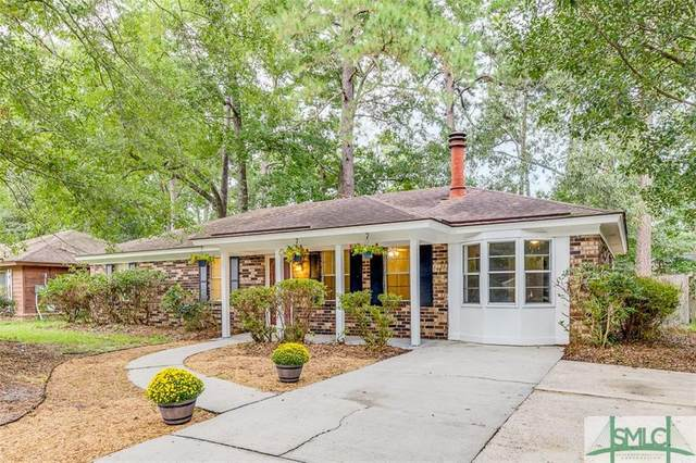 220 Westminister Road, Savannah, GA 31419 (MLS #233612) :: Bocook Realty