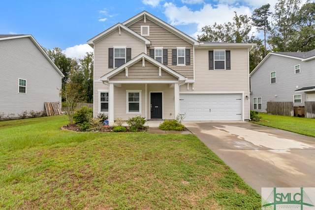 110 Richmond Walk Drive, Richmond Hill, GA 31324 (MLS #233616) :: Teresa Cowart Team