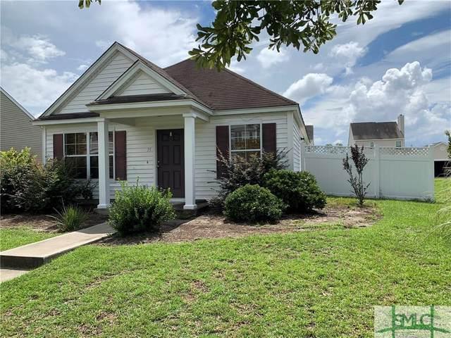 75 Godley Park Way, Savannah, GA 31407 (MLS #233629) :: The Arlow Real Estate Group