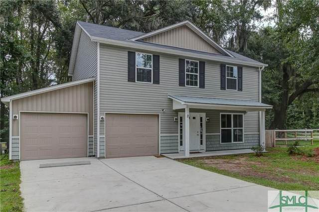 2 Mint Farm Drive, Beaufort, SC 29906 (MLS #233633) :: Level Ten Real Estate Group