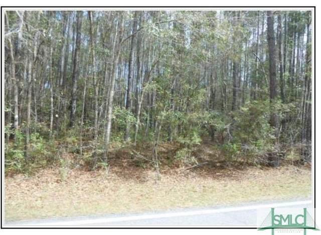 0 Harris Neck Road, Townsend, GA 31331 (MLS #233640) :: Bocook Realty