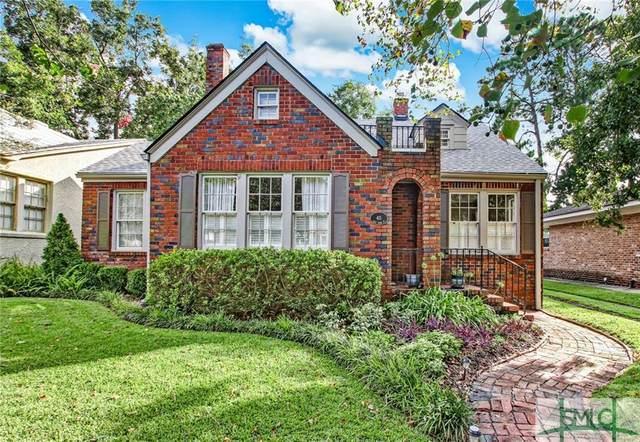415 E 53rd Street, Savannah, GA 31405 (MLS #233664) :: Heather Murphy Real Estate Group