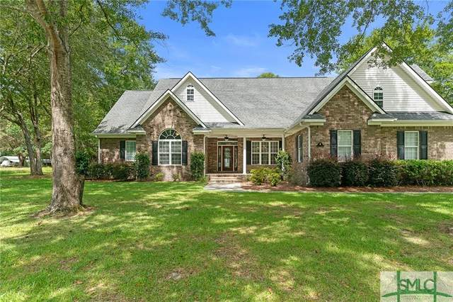 2 Lakeview Drive, Guyton, GA 31312 (MLS #233676) :: Team Kristin Brown | Keller Williams Coastal Area Partners