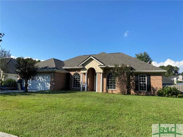 104 Wren Court, Savannah, GA 31419 (MLS #233695) :: Bocook Realty